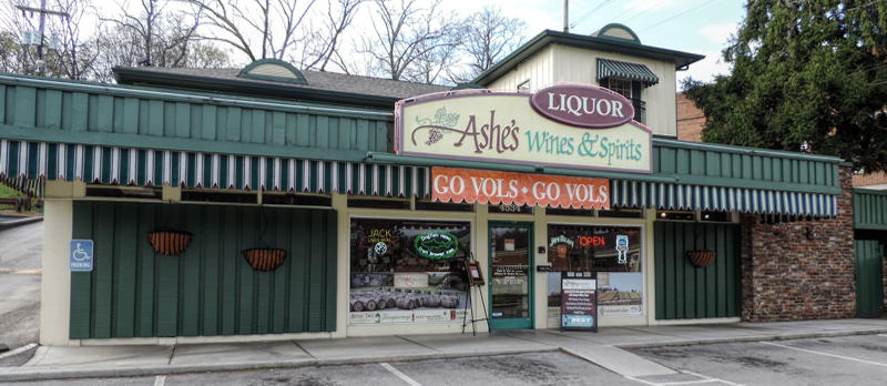 Ashe's Wine and Spirits